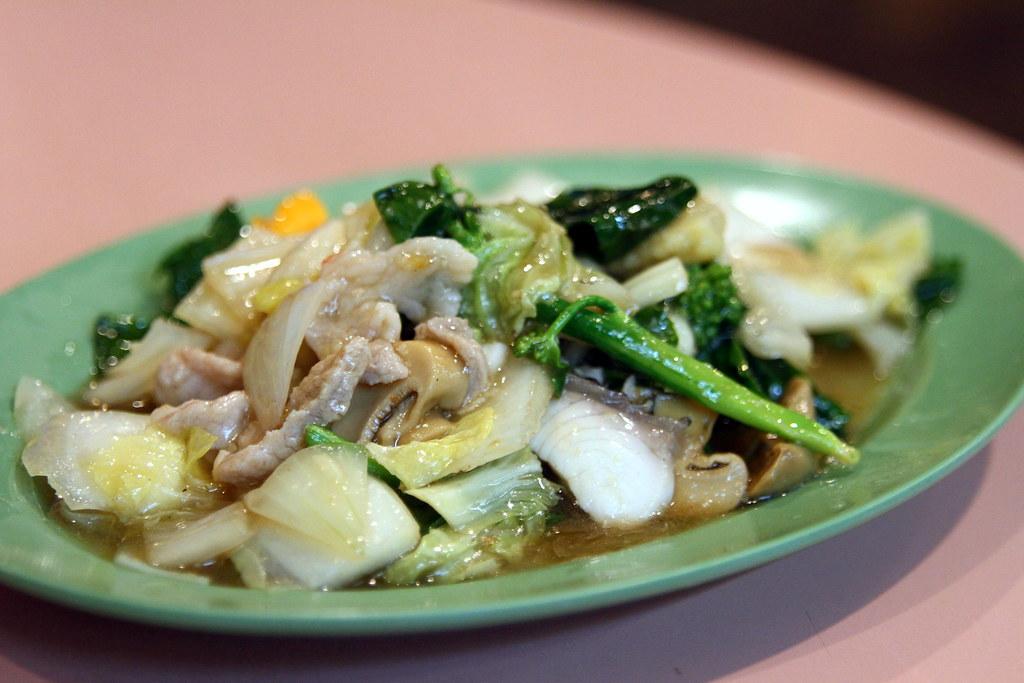 Kebun Baru美食中心:Pin's厨房