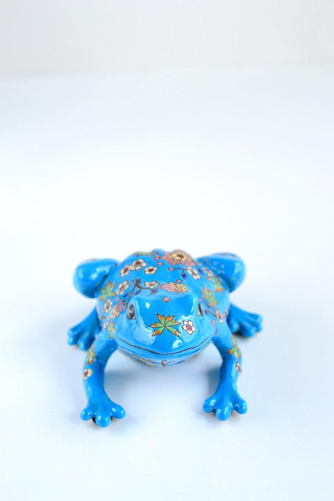 Longwy frog 1