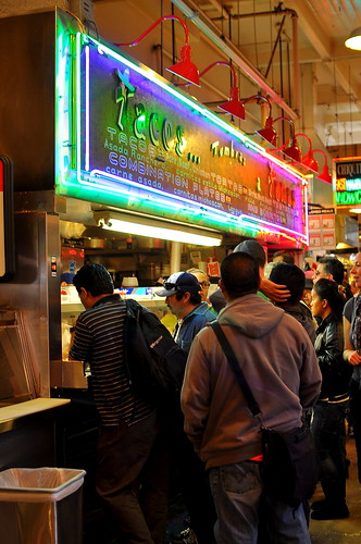 Tacos Tumbras a Tomas - Grand Central Market - Los Angeles