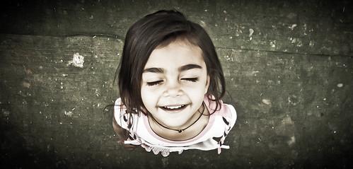 nepal cute baby i by satyamjoshi