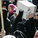 Syria women have a keyrole in demonstrations against Assad regime in Idlib