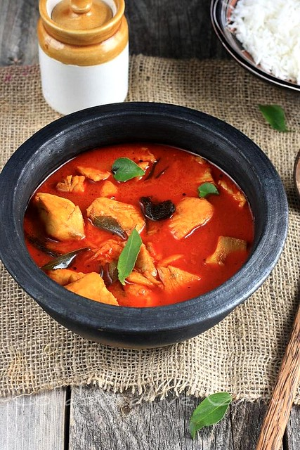 Fish/Meen Curry