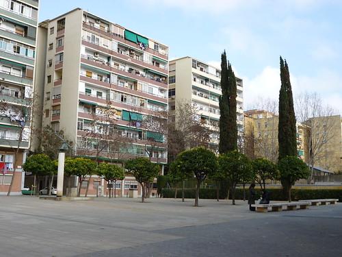 Sant Martí area