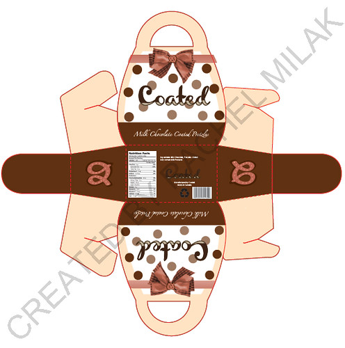 Chocolate Box Design by Rachel Milak