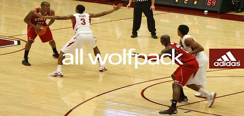 wolfpack adidas ad