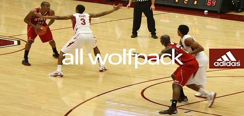 wolfpack adidas ad