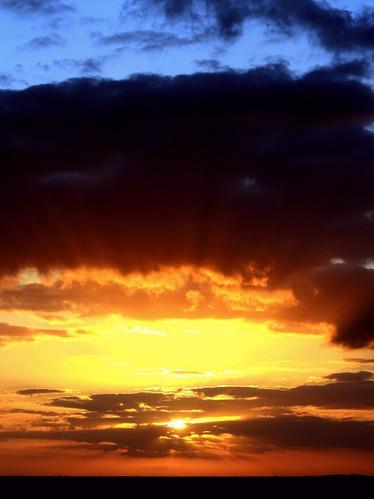 sunset color nature beauty unitedstates natural florida hometown horizon dramatic everglades rays drama cloudscape floridaeverglades southflorida browardcounty redcanopy coralspringsflorida