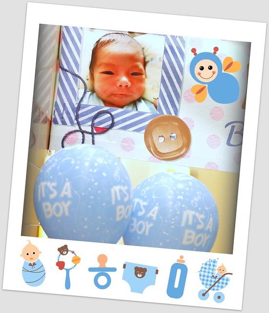 Baby Kayden