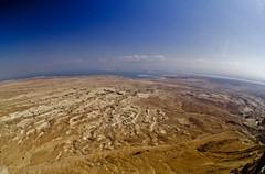 Above Masada