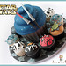 Big Cake Little Cakes : Star Wars Giant Cupcake by Scrumptious Buns (Samantha)