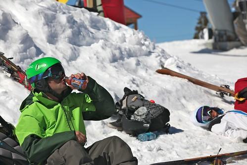 OTS Ski Test