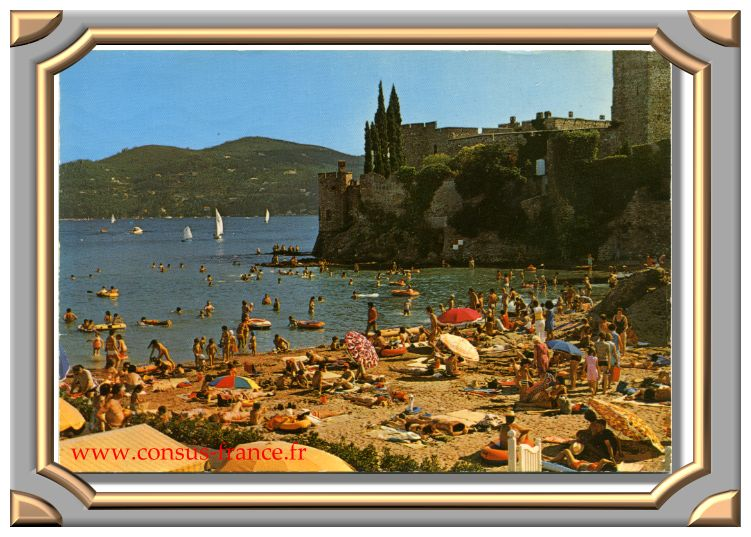 NAPOULE La plage du château -70-150