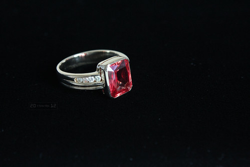 Ring (on black)