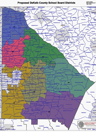 Dekalb County Zip Code Map | Zip Code MAP