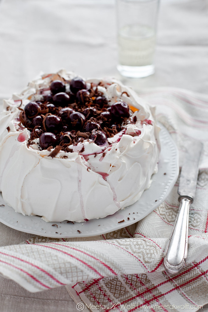 Black Forest Pavlova (0035) by Meeta K. Wolff