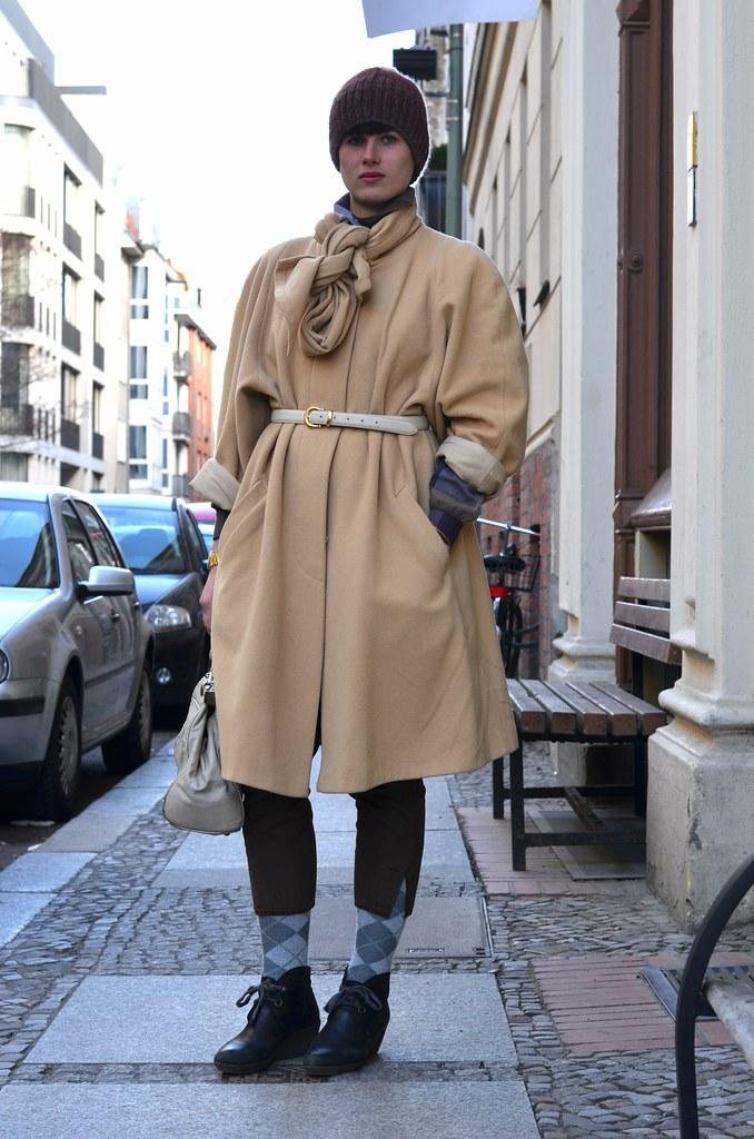 Berlin Street-style