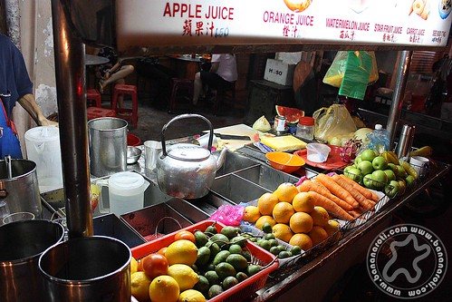 Streetfood in Penang