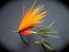 flame boss steelhead fly