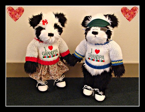 Papa Pandy & Nana Noel wish you a Happy Valentine's Day!