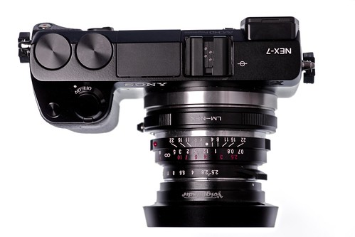 NEX-7 with Voigtlander Color-Skopar 35mm f2.5