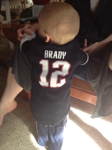 Mini Tom Brady