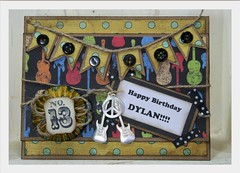 Happy Birthday Dylan Card