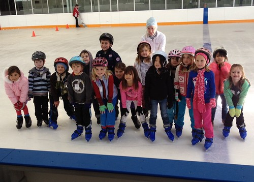 Discoverer Class Ice Skating