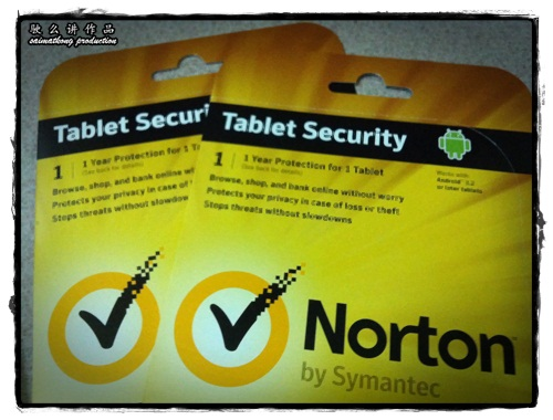 FREE Norton Tablet Security
