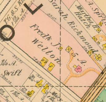 Frederick J. Welton property
