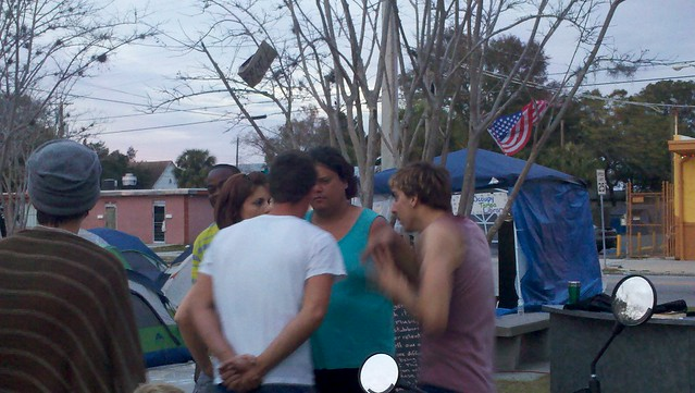 Occupy Tampa Pic 13 from Sonja E