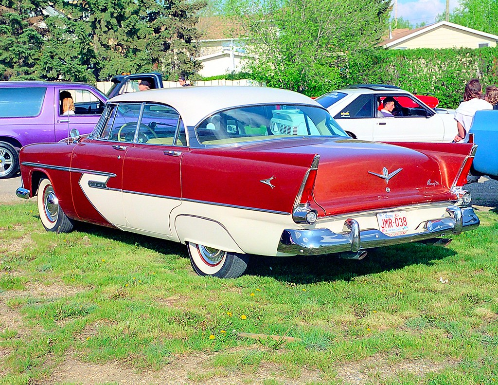 Orphan of the day 02 15 1956 plymouth belvedere for 1956 plymouth belvedere 4 door