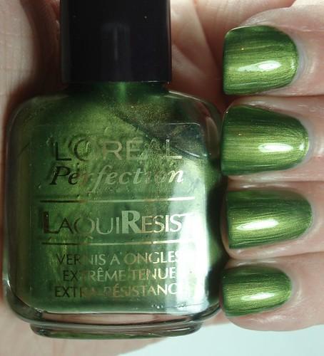 L'oreal Laquiresist 833 Raindance/Vert Aurifere