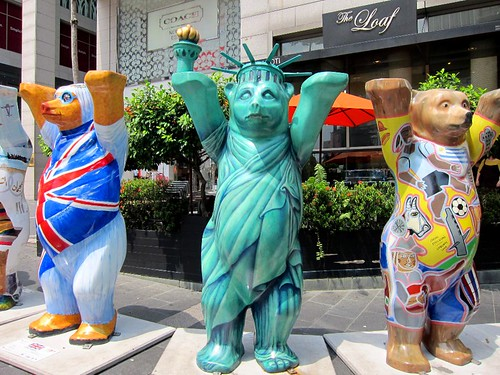 United Buddy Bears @ Pavilion KL
