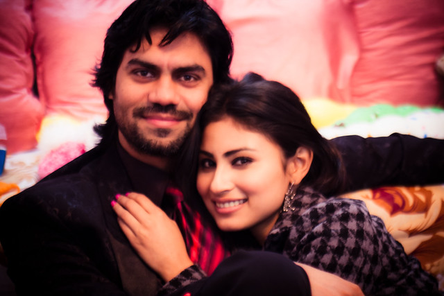 Gaurav chopra- Mouni roy