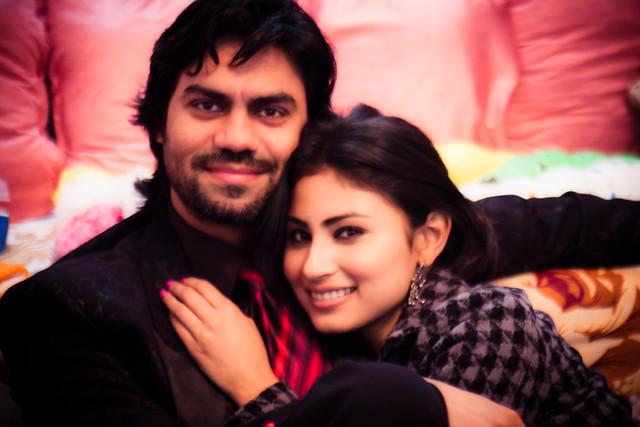 Gaurav chopra- Mouni roy
