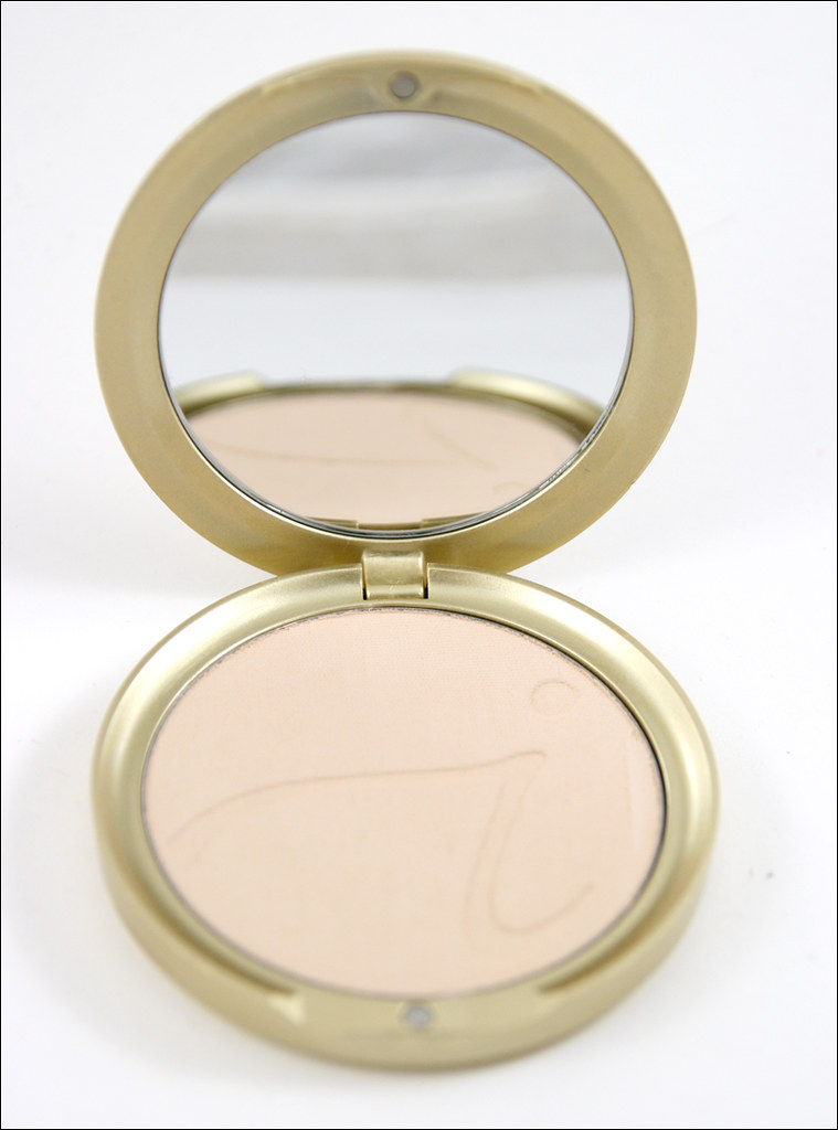 Jane Iredale pure pressed base2