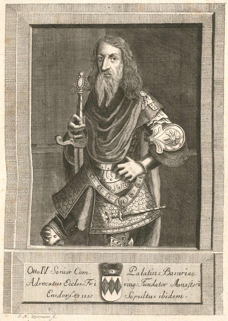 Otto II Senior Com. 1155