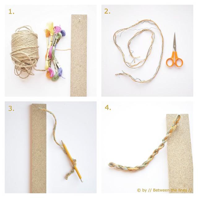 Cuerda de pulsera
