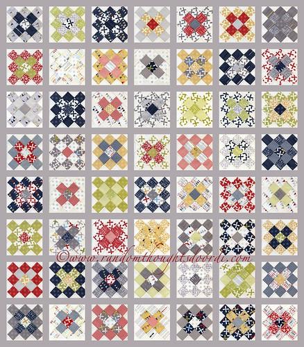 granny squares 1-56