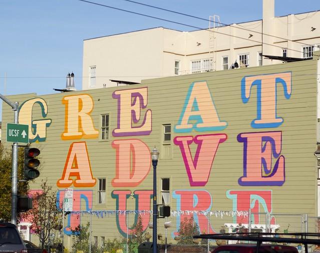 Great Adventure Hayes Valley San Francisco