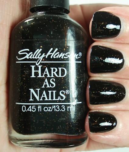 Sally Hansen Black Cat