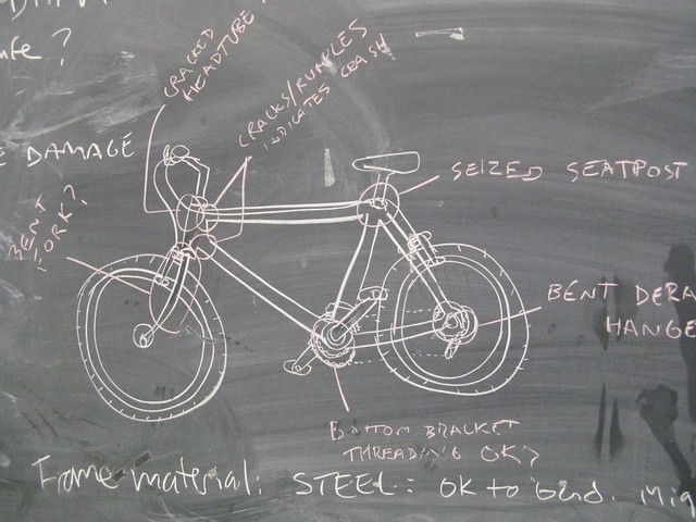 Wed, 02/15/2012 - 14:37 - Checking bike condition