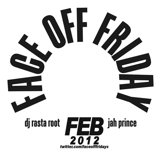 Face Off Friday February 2012 Promotion Mix