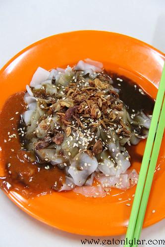 Chee Cheong Fun, Kedai Makanan O & S Restaurant