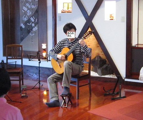 あられさんのソロ 2012年3月31日 by Poran111