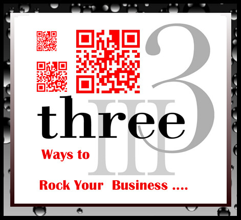 3 Ways To Rock QR codes 4biz