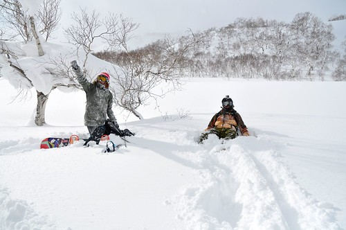 2012/02/18 チセヌプリ&ニトヌプリ