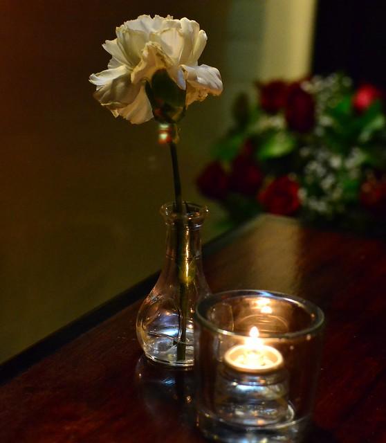 Flower Vase Candle