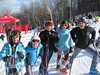The J5 girls at Sunday River, Feb. 19, 2012