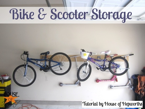 & Better Bike u0026 Scooter Storage - House of Hepworths